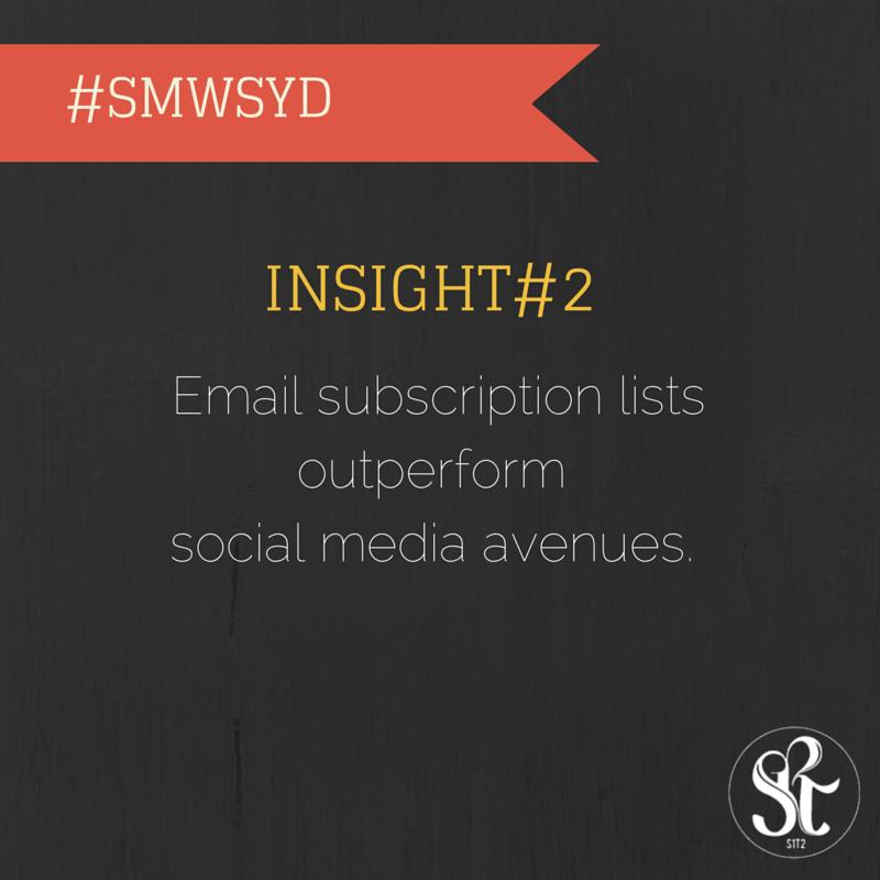 Social Media Insight Week Insight #2