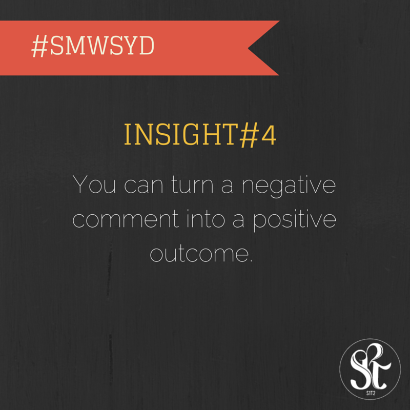 Social Media Insight Week Insight #4