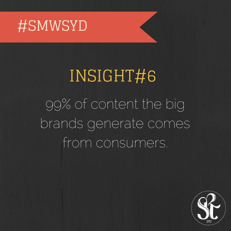 Social Media Insight Week Insight #6