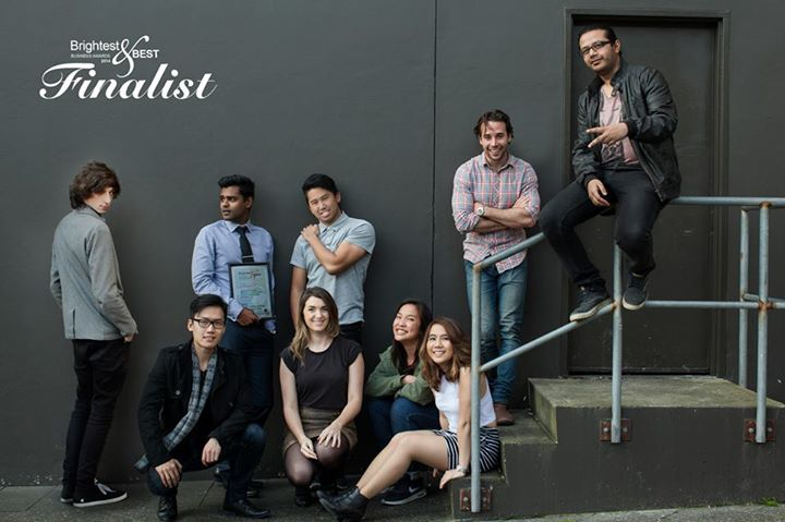 S1T2 Creative Technology agency team photo