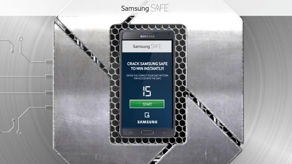 Samsung Safe Graphics