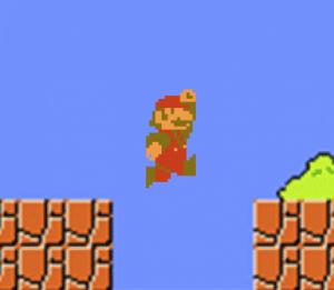 Super Mario Dying