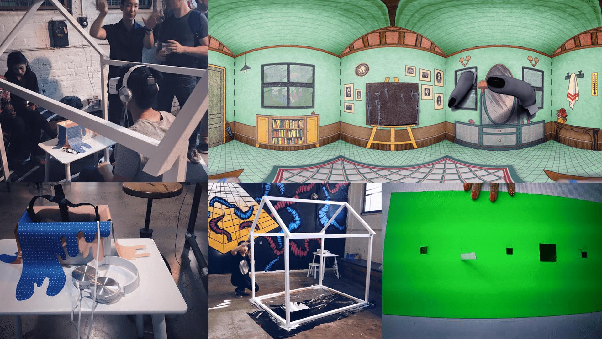 Virtual Reality Moonbook