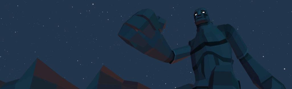 Tibrogargan Virtual Reality Animation