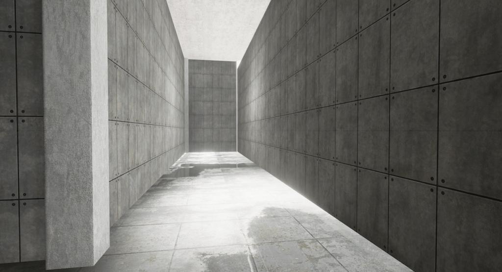 Maze in Virtual Reality Anti-Game