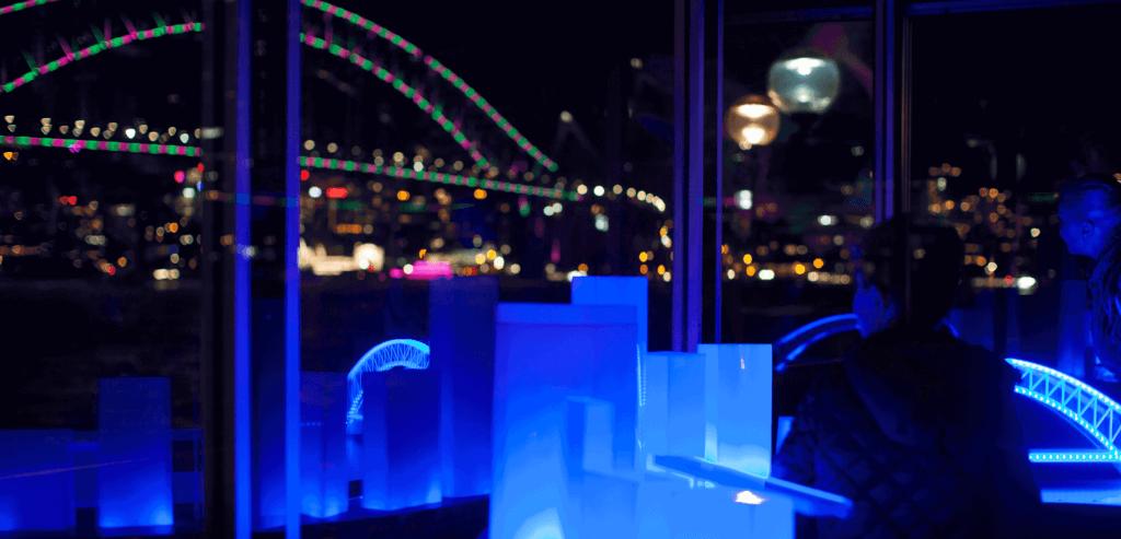 Dreamscape at Vivid Sydney 2018