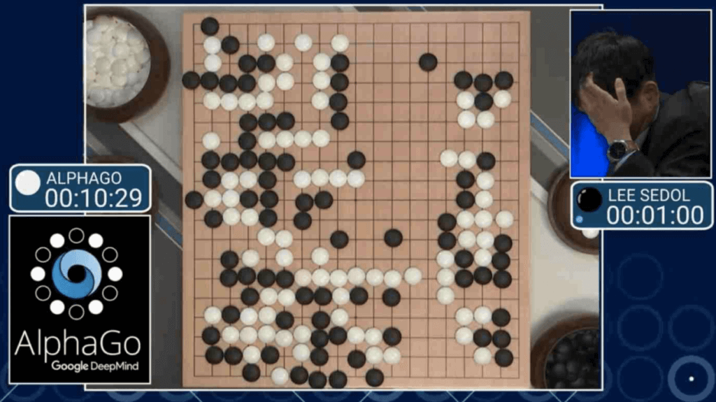 AlphaGo Beats Lee Sedol