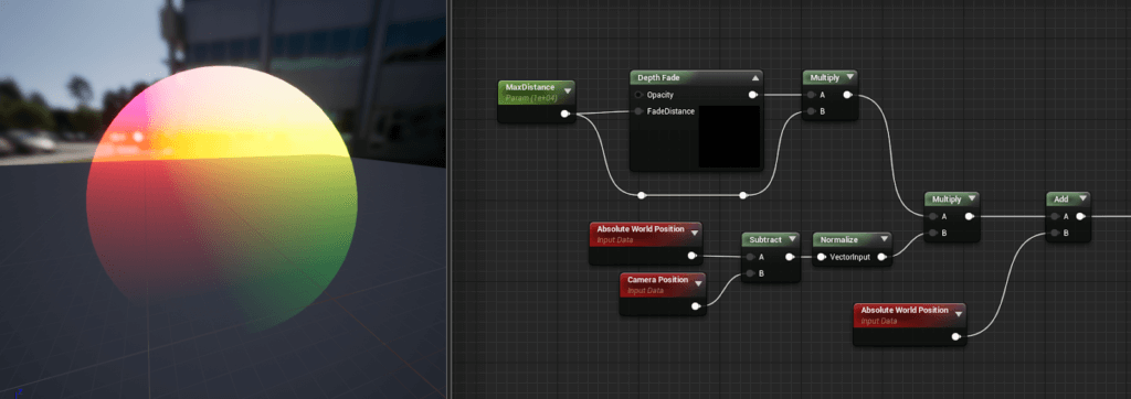 Optimised Local Post-Processing FX in Unreal Engine | S1T2